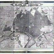 Plano de Córdoba año 1851