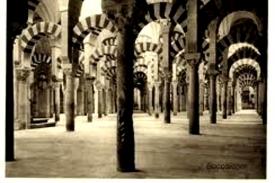 Interior Mezquita-Catedral